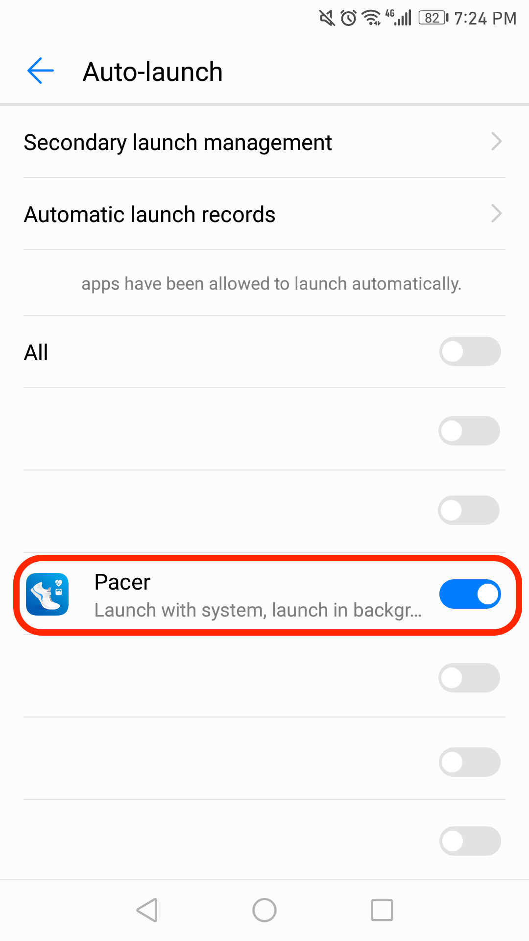 My Huawei phone stops counting steps  What should I do? – Pacer Health